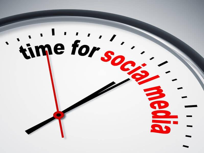 Time-for-social-media