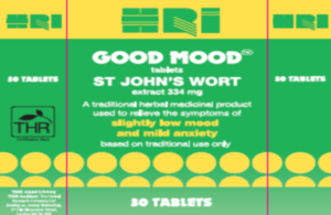 precautionary recall of st john's wort
