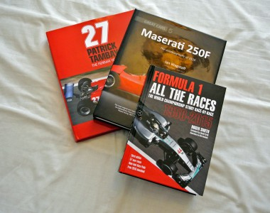 Motor Racing Books