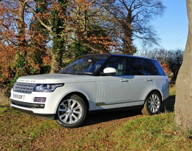 Need an upwards class hike? Range Rover delivers!