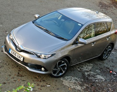 Popular Toyota Auris warrants an opinion sea-change