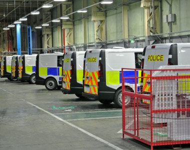 Vauxhall's Blue Light Services