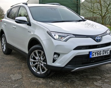 RAV4 gains a lower-case 'h' in revised Toyota model range