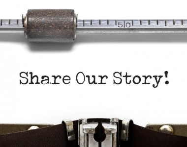 share our story