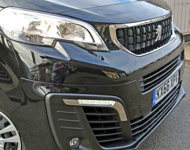 Peugeot squares up to VW, with aptly named Traveller