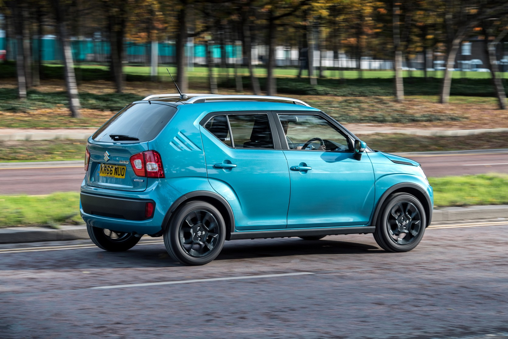 Welcome back Whizzkid in the latest Suzuki Ignis
