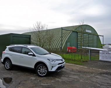 RAV4 gains a lower-case 'h' in revised Toyota model range